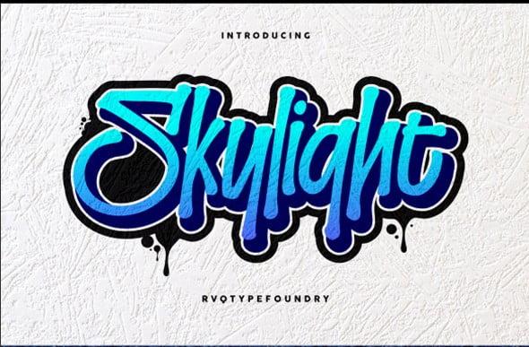Graffiti-Web-Fonts - 38+ Lovely BEST Free Graffiti Web Fonts [year]