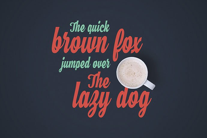 Hamster-Script - 53+ Best Free Calligraphy & Hand Lettering Fonts [year]