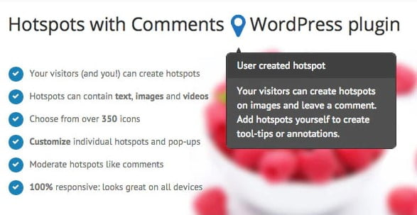 Hotspots-with-Comments - 35+ Top WordPress Comment Plugins [year]