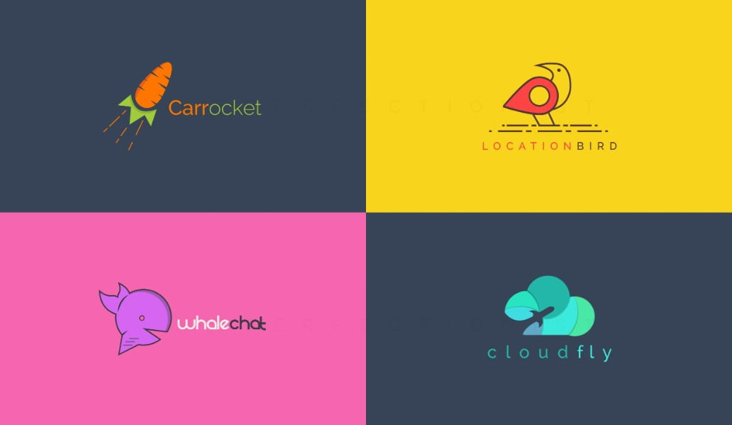 I-will-design-2-modern-logo-design-By-weperfectionist - 35+ Top Rated Logo Design Fiverr Gigs [year]