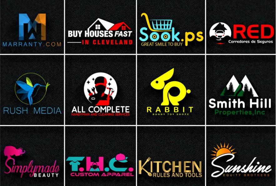 I-will-minimalist-attractive-versatile-flat-logo-design-By-khan_ana