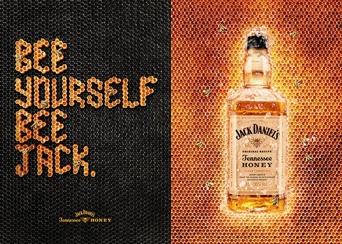 Jack-Daniels-Honey - 53+ Impressive BEST Free Food & Drink Designs [year]