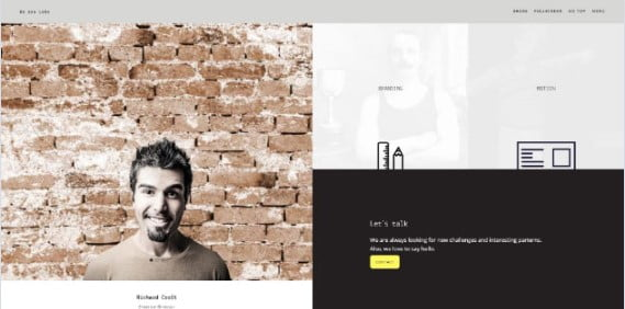 Lobo - 33+ Creative WordPress Themes With About Me Page [year]