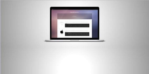 MacBook - 38+ Nice BEST Free CSS Device Mockups [year]