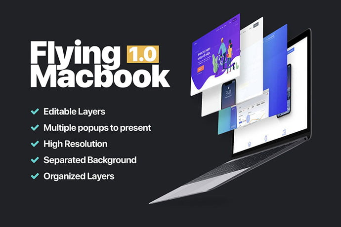 Macbook-Mockup-1.0 - 38+ Nice PSD Mockups for Your Amazing Projects [year]