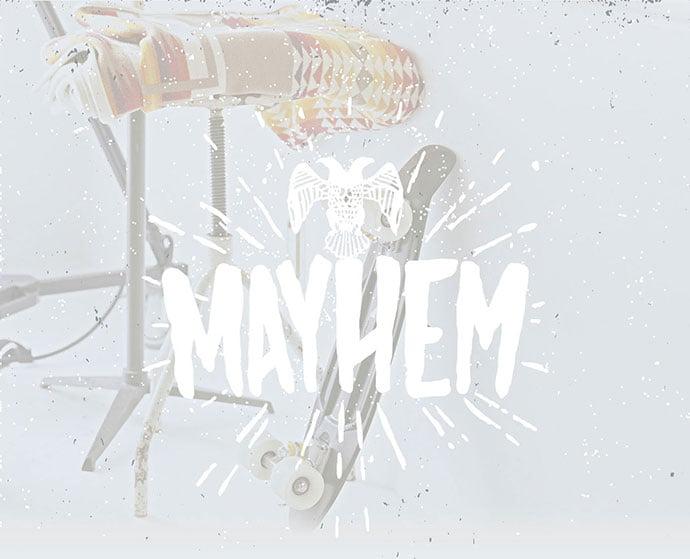 Mayhem - 38+ Lovely BEST Free Graffiti Web Fonts [year]