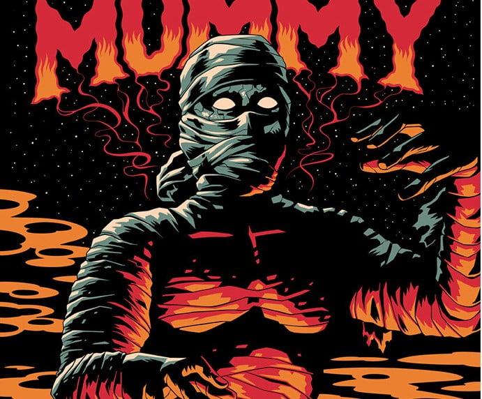Monster-Movie - 39+ Best BEST Free Retro & Vintage Movie Design [year]