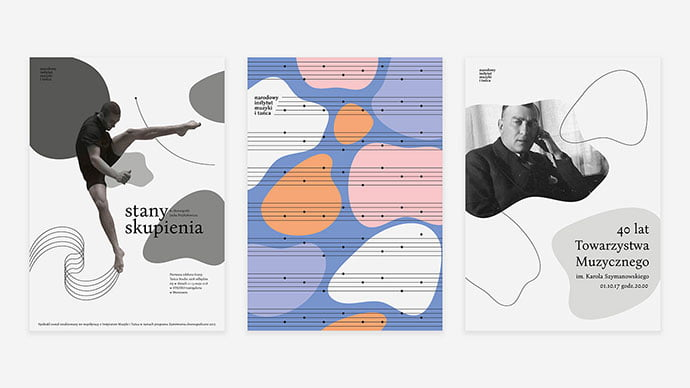 National-Institute - 38+ Awesome BEST Free Organic Shapes Poster Design [year]