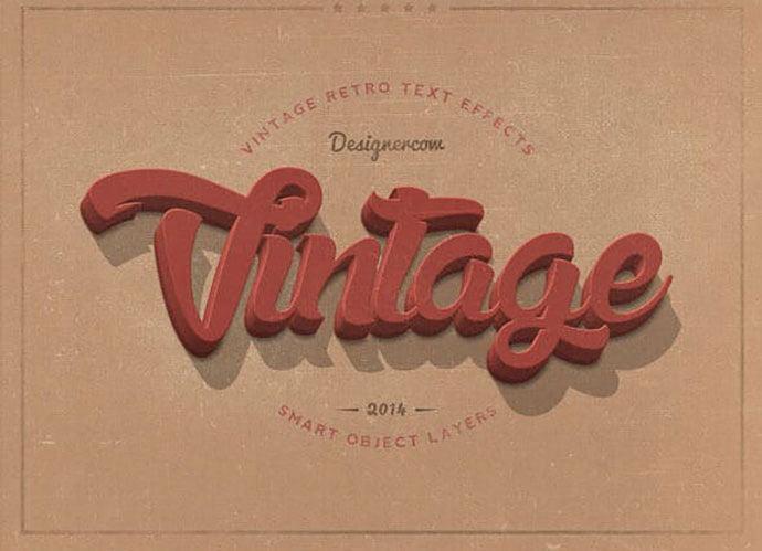 New-Vintage
