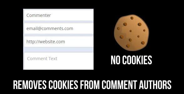 No-Cookies - 35+ Top WordPress Comment Plugins [year]
