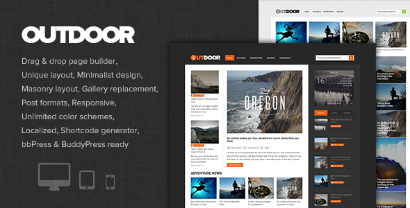 Outdoor-Gear-WordPress-Themes - 33+ Lovely Outdoor Gear WordPress Themes [year]