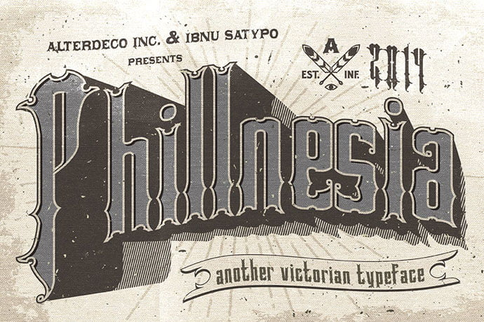 Phillnesia - 38+ Beautiful Fonts For Graphic Design [year]