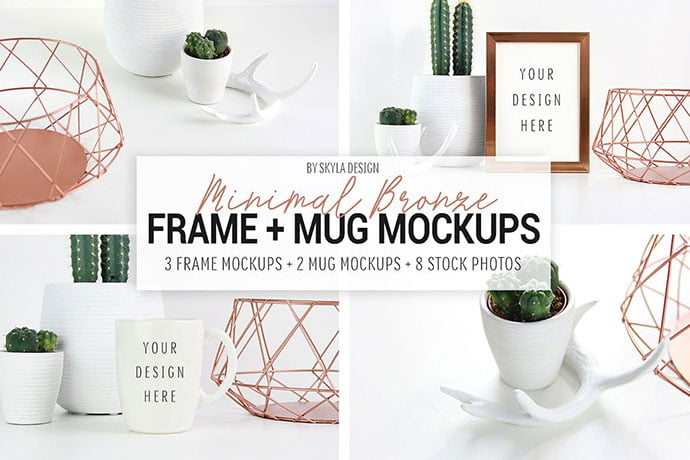 Picture-Frame - 38+ Nice PSD Mockups for Your Amazing Projects [year]