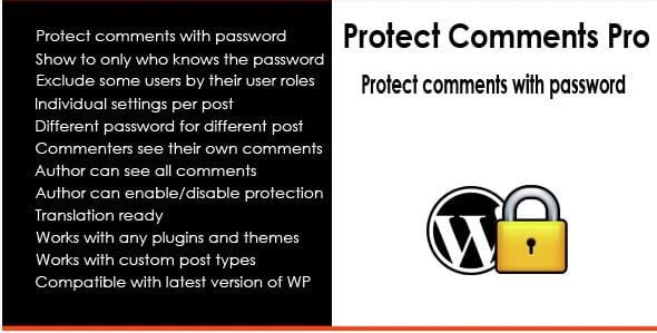 Protect-Comments-Pro - 35+ Top WordPress Comment Plugins [year]