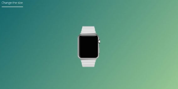 Pure-CSS-Apple-Watch - 38+ Nice BEST Free CSS Device Mockups [year]