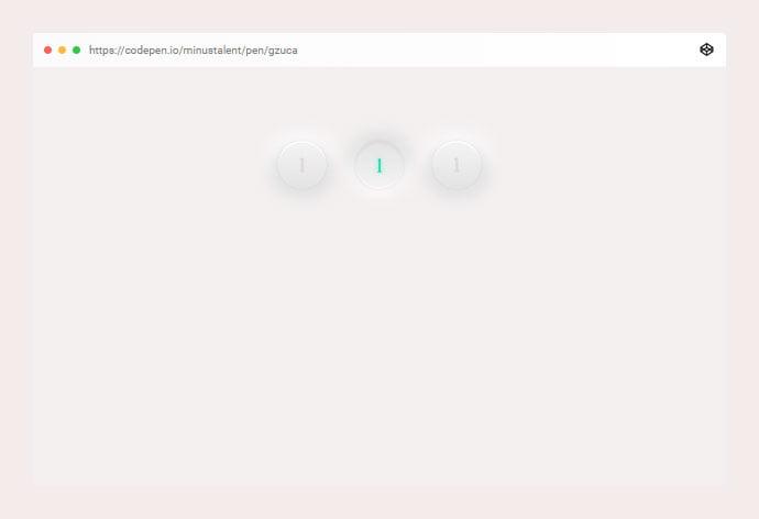 Quite-Realistic - 38+ BEST Free CSS Neomorphic UI Design IDEA [year]