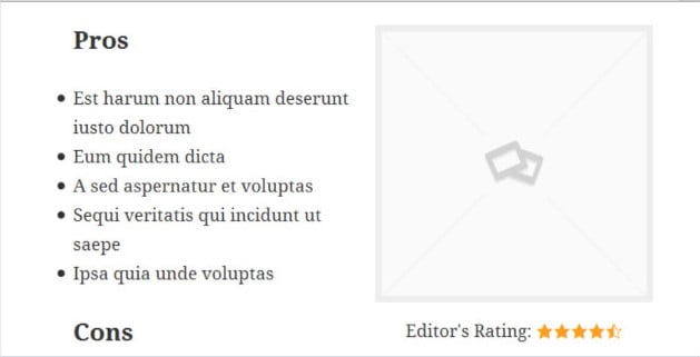 Review-Content - 28+ Important WordPress Review Plugins For Developer [year]