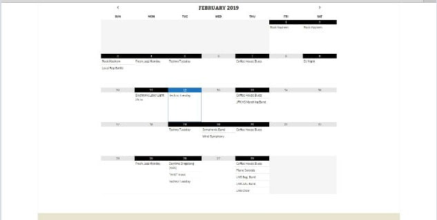 Simple-Calendar - 28+ 100% Free Booking & Scheduling WordPress Plugins [year]