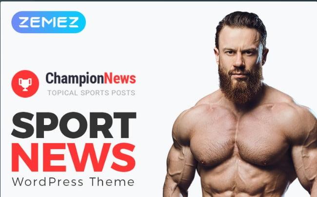 Sport-Magazine-WordPress-Themes - 42+ Amazing Sport Magazine WordPress Themes [year]