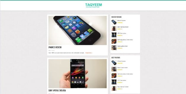 Taqyeem - 28+ Important WordPress Review Plugins For Developer [year]