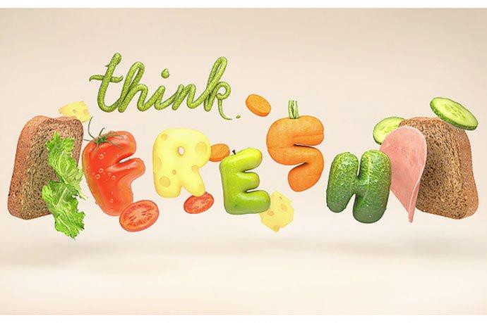 Think-Fresh - 53+ Impressive BEST Free Food & Drink Designs [year]