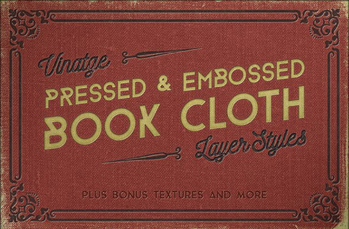 Vintage-Pressed - 33+ Nice Retro Vintage Photoshop Text Effects [year]