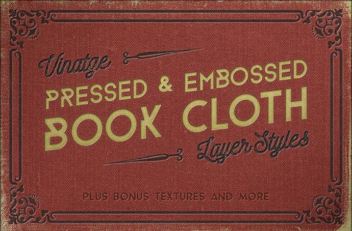 Vintage-Pressed