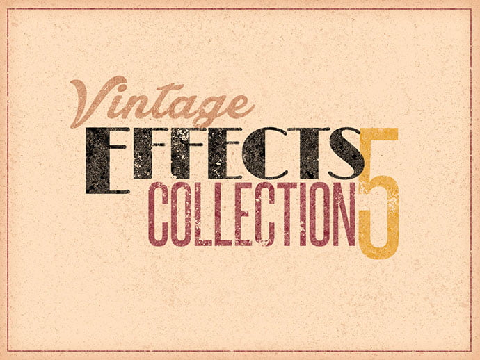 VintageRetro-Effects-Col-5 - 33+ Nice Retro Vintage Photoshop Text Effects [year]