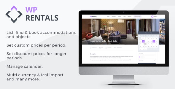 WP-Rentals-3 - 37+ Awesome WordPress Booking Themes [year]