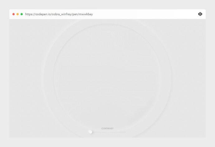 Yeumorphizer - 38+ BEST Free CSS Neomorphic UI Design IDEA [year]