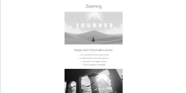 Zooming - 34+ Important Web & Mobile Zoom Libraries [year]