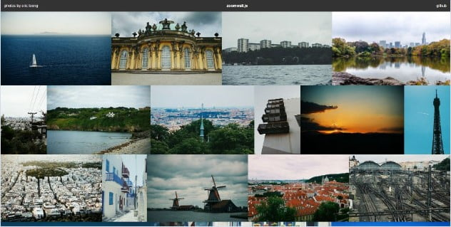 Zoomwall - 34+ Important Web & Mobile Zoom Libraries [year]
