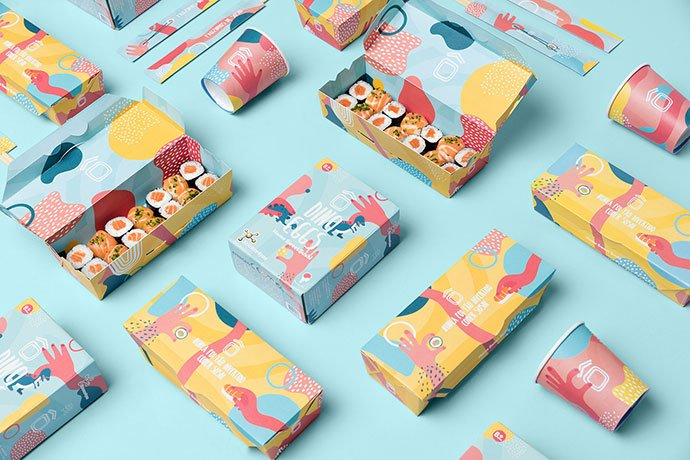 11-1 - 38+ Nice Free Pattern Shapes Packaging Designs [year]