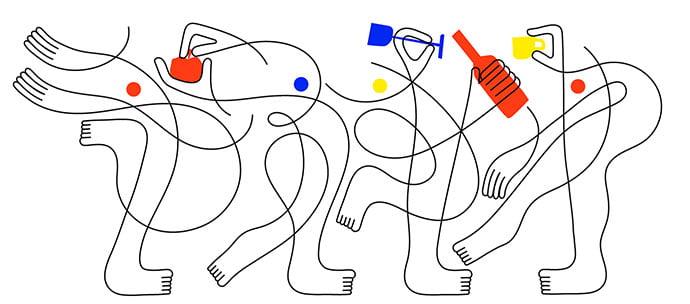 A-Lot-Of-Line - 36+ AMAZING Free Minimal Illustrations IDEA [year]