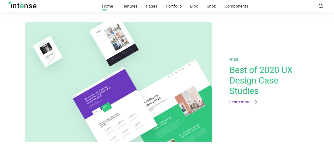CSS-HTML-Website-Templates - 35+ NICE CSS HTML Website Templates [year]
