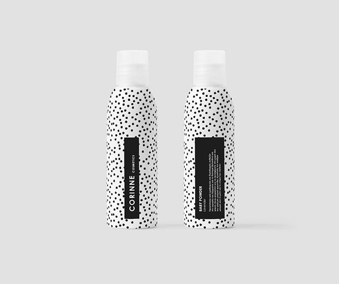 Corinne-Cosmetics - 38+ Nice Free Pattern Shapes Packaging Designs [year]