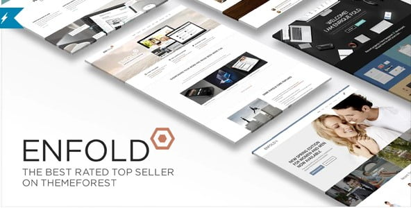 Enfold - 35+ TOP WordPress Coworking Space Themes [year]