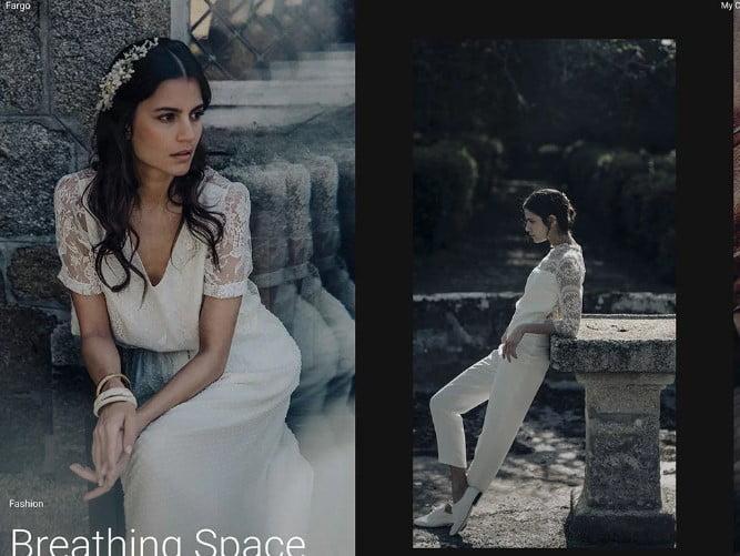 Fargo - 37+ Great WordPress Wedding Photography Themes [year]