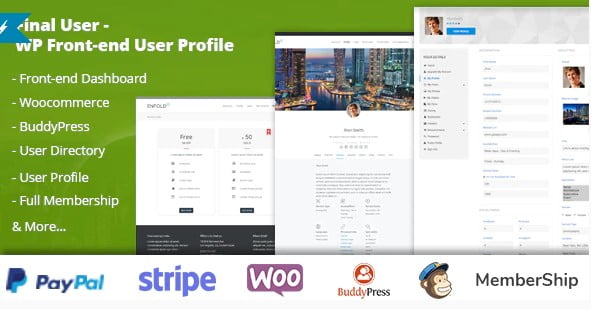Final-User - 35+ Popular Membership Plugins For WordPress [year]