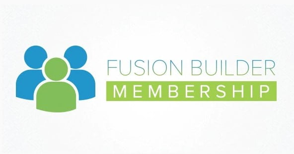 Fusion-Builder - 35+ Popular Membership Plugins For WordPress [year]
