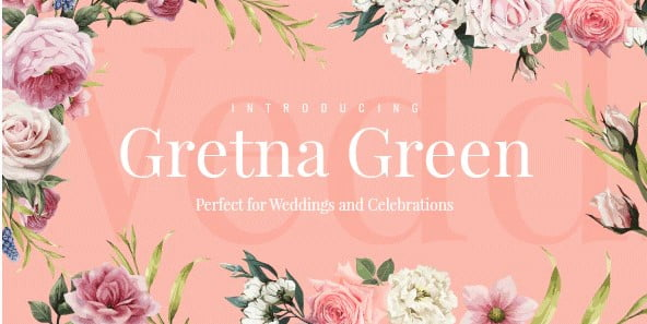 Gretna-Green - 37+ Great WordPress Wedding Photography Themes [year]