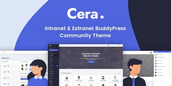Intranet - 30+ AWESOME WordPress Intranet Themes [year]