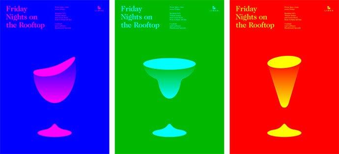 Limes-Rooftop-Prints - 36+ AMAZING Free Minimal Illustrations IDEA [year]