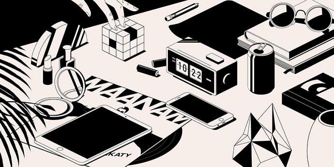 Lucciola - 36+ AMAZING Free Minimal Illustrations IDEA [year]