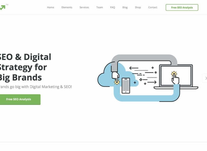Marketing-Pro - 36+ Amazing WordPress SEO Agency Themes [year]