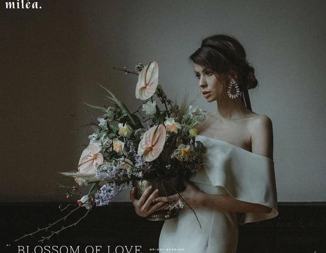 Milea - 37+ Great WordPress Wedding Photography Themes [year]