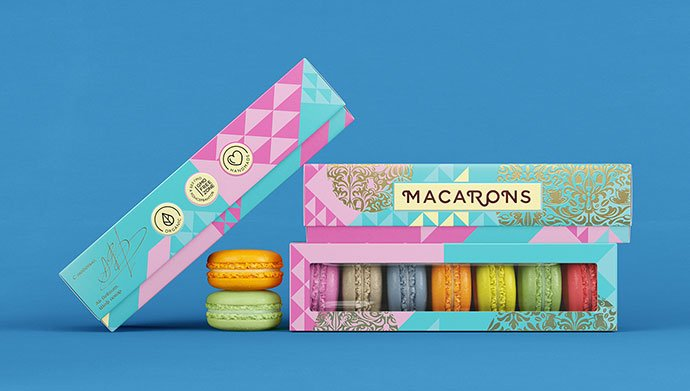 Mixville - 38+ Nice Free Pattern Shapes Packaging Designs [year]