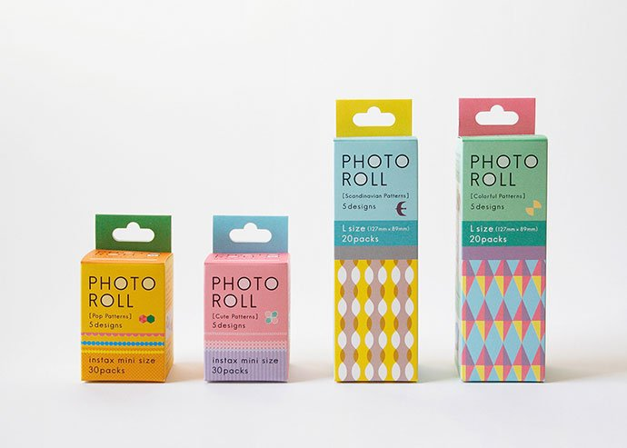 Photo-Roll - 38+ Nice Free Pattern Shapes Packaging Designs [year]