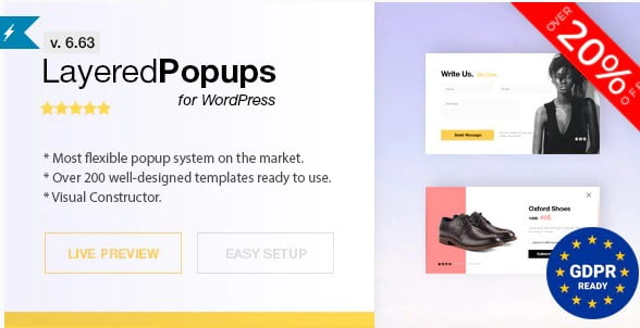 Popup - 35+ Best WordPress Email PopUP Plugins [year]