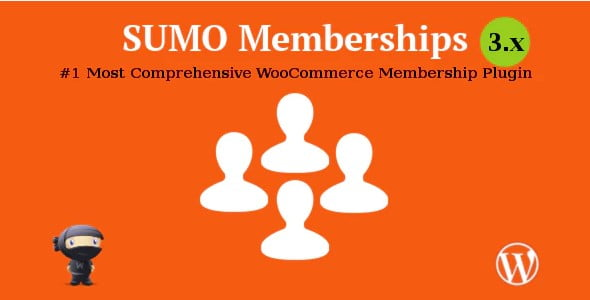 SUMO-Memberships - 35+ Popular Membership Plugins For WordPress [year]